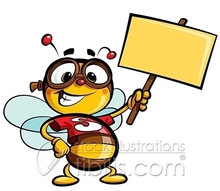 Bee pilot  - cartoon, character - thodoris-6631 | ello