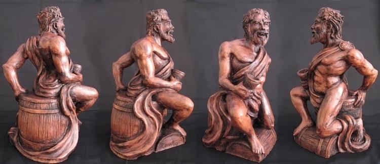 Dionysus- god grape harvest, wi - sstruck | ello