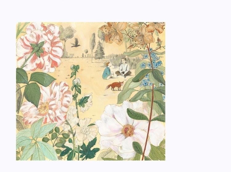Secret garden, Dickon - fabianabocchi | ello
