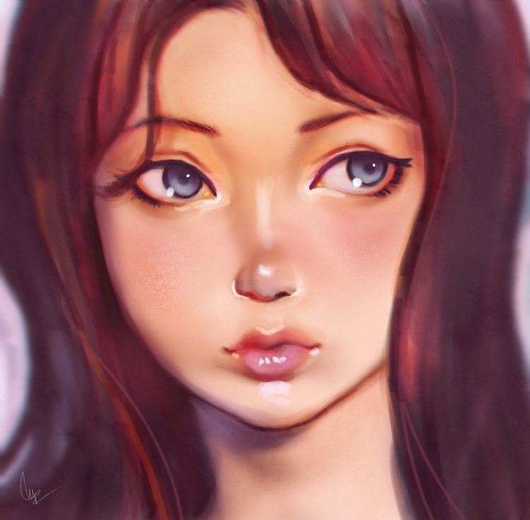 3, painting, drawing, study - amynyan | ello