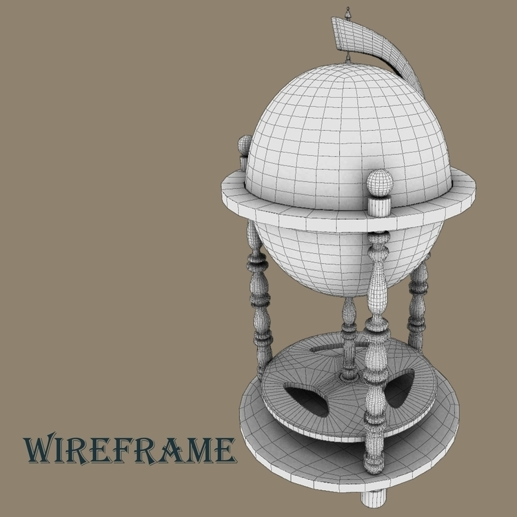 globe Alchemy Steampunk thesis  - zilmickelson | ello