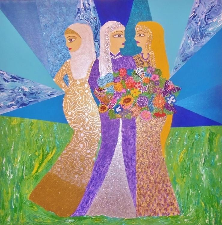 Sisters 2 - mariposa101 | ello