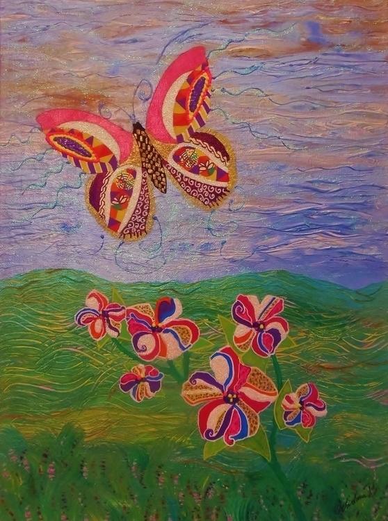 Nature Harmony - mariposa101 | ello