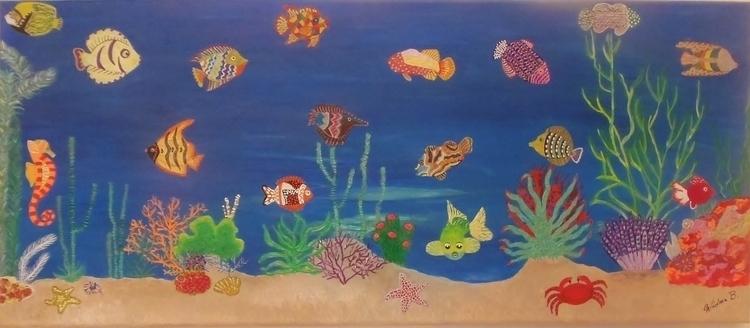 Sea - mariposa101 | ello