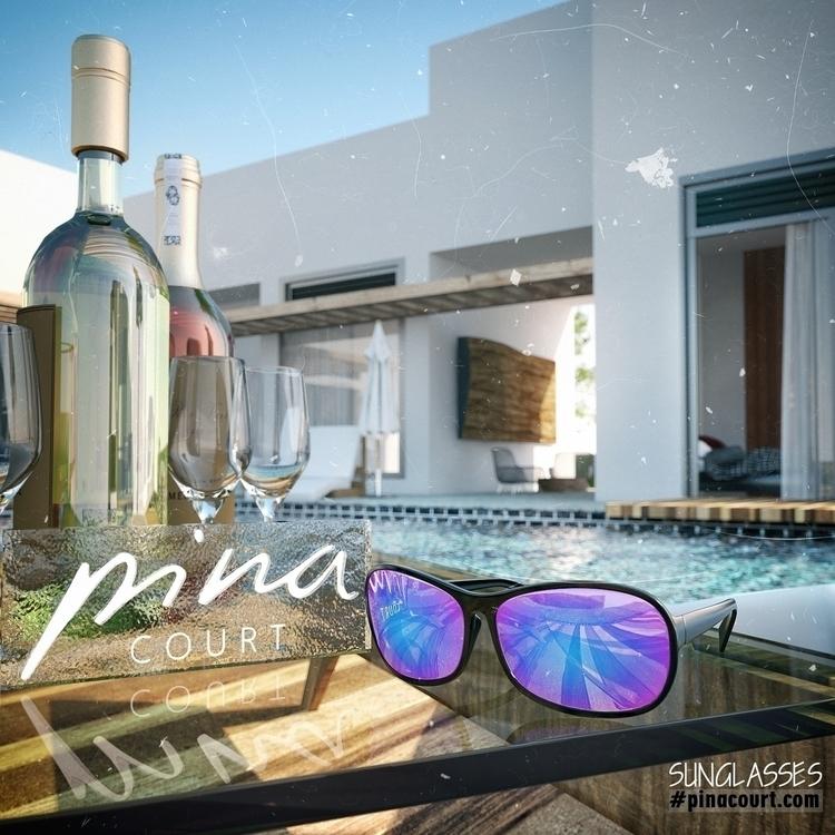 Gafas Casa Villeta - architecture - cristianebratt | ello