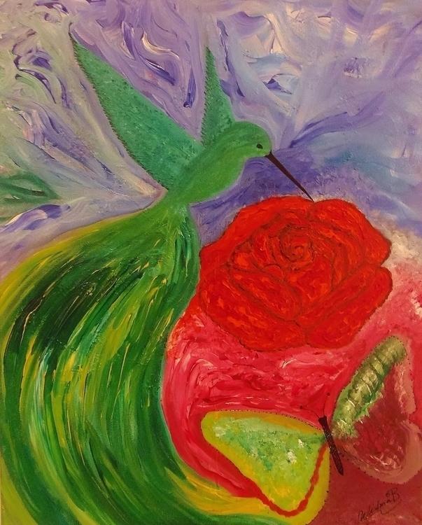 Creation Joy - mariposa101 | ello