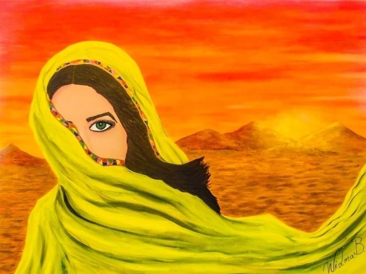Emirati Bedouin - mariposa101 | ello