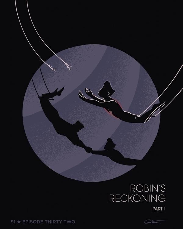 poster Episode 32 Batman Animat - caltsoudas   ello