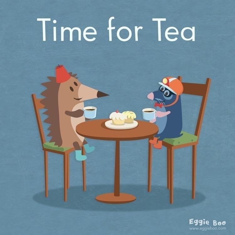 Time tea - mackie,nick,tea,eggie - nick_mackie | ello