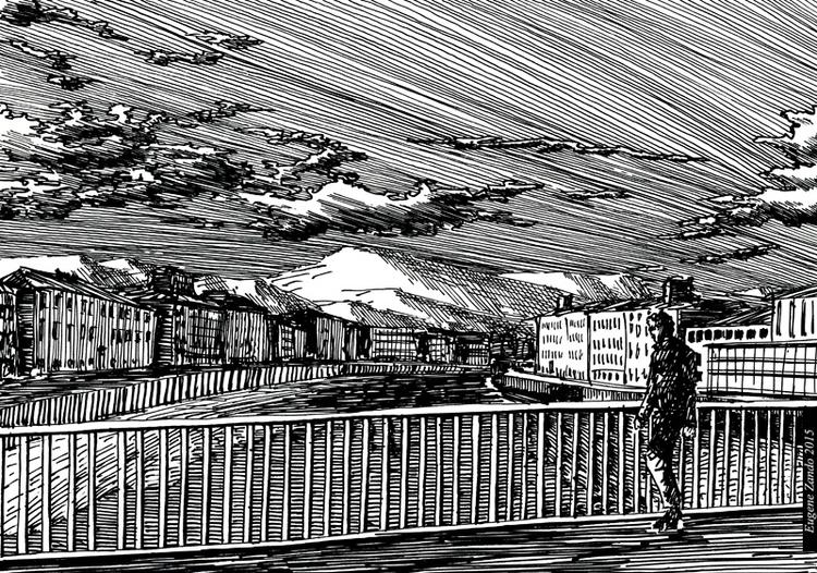 E11 - illustration, drawing - sarychev   ello