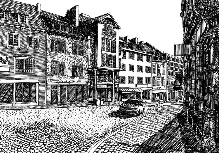 E12 - illustration, drawing - sarychev | ello