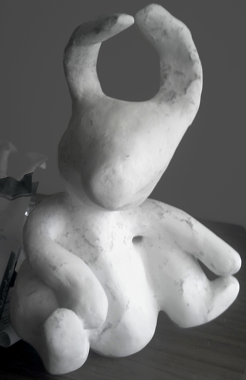 Boingo - sculpture, papiermache - janickejohansen | ello