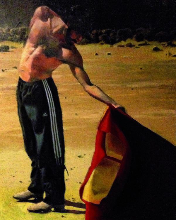 painting, oilpainting, portrait - marianoperes   ello