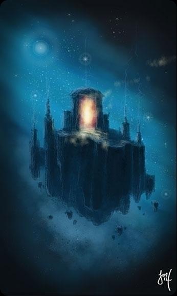 Mystical Gate Speedpaint - speedpaint - jasonmartin-1263   ello