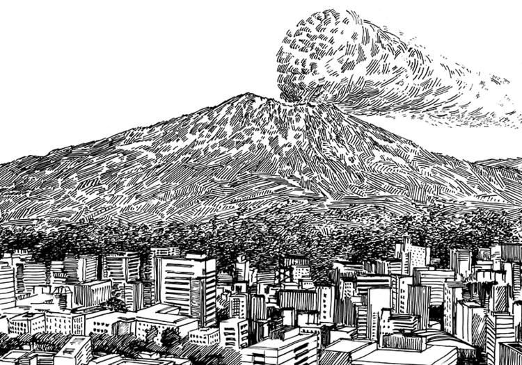 J37 - illustration - sarychev | ello