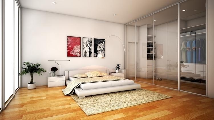 Master Bedroom - dhakadesigner, dhaka - dhakadesigner | ello