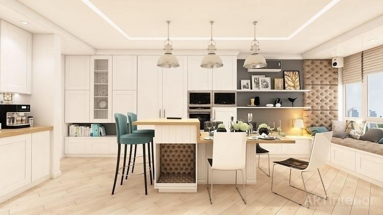 Design Interior - Kiev - kitchen - artinterior | ello