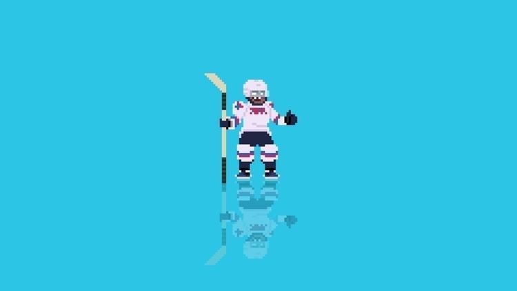 Day 51/365  - icehockey - planckpixels | ello