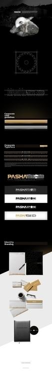 Pashastone - #logo#logodesign - pooyabeik | ello