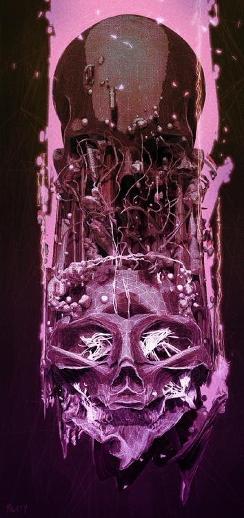 Skull - 3 - lpetty | ello