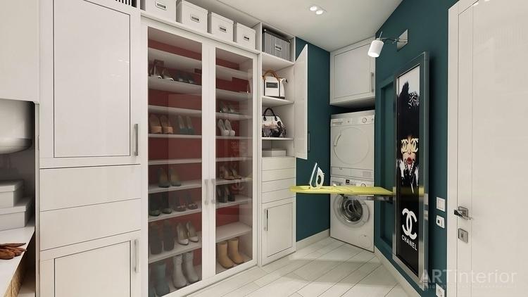 artinterior.com.ua - wardrobe, wardrobedesign - artinterior   ello