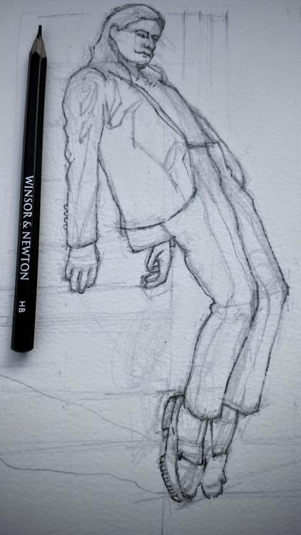 Drawing Heloise Letissier, aka  - christoff3000-1340 | ello