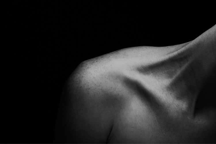 Shoulder study  - portrait, portraits - networkabstracted | ello