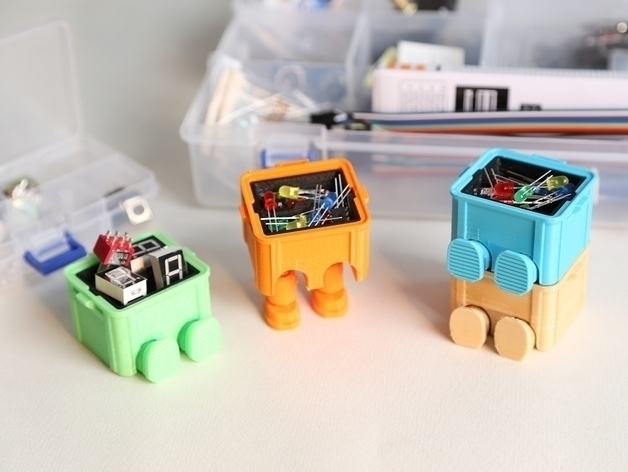 cute style box holder! Prints g - seungho-2565   ello