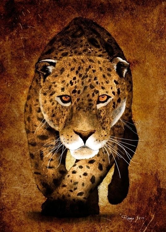 Leopard - romaartwork | ello