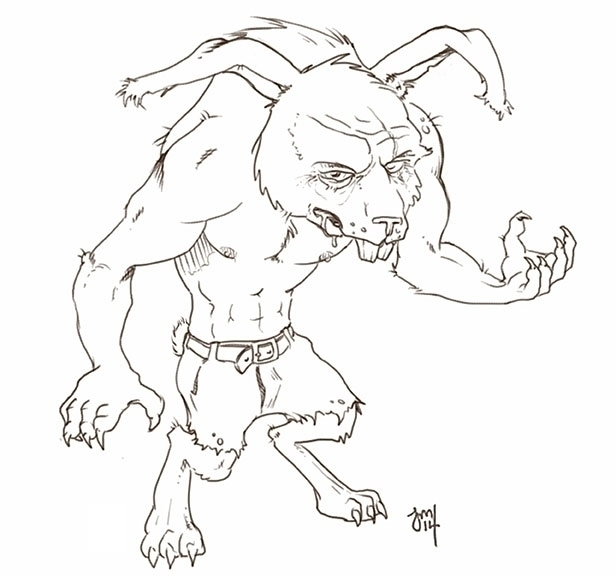 Daily Doodle - dailydoodle, sketch - jasonmartin-1263 | ello