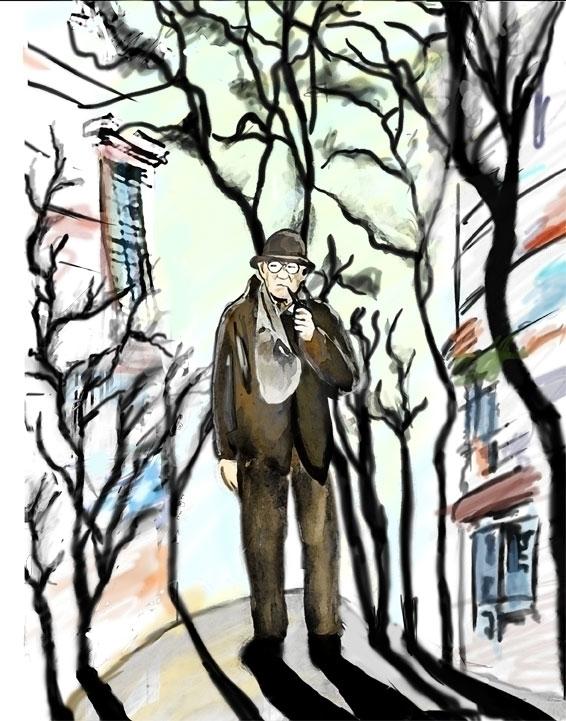 illustration, animation, painting - rigabow | ello