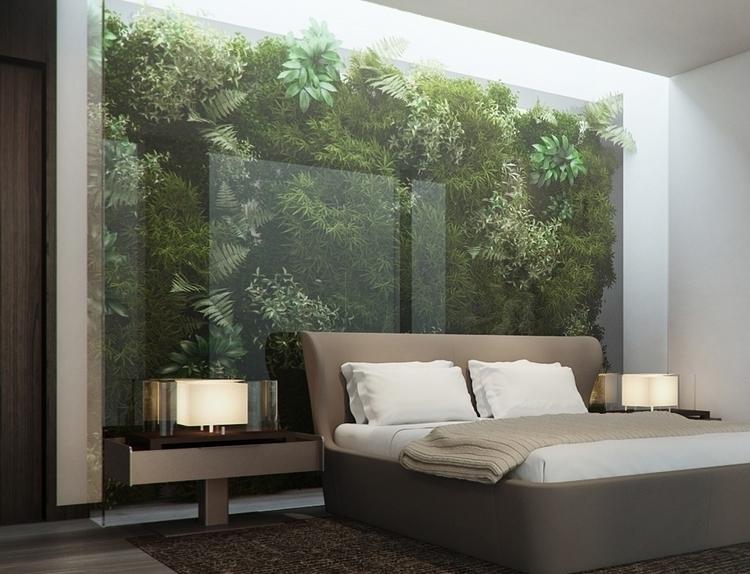 3d visual Bedroom - 3dvisual, interior - mibs-6830 | ello