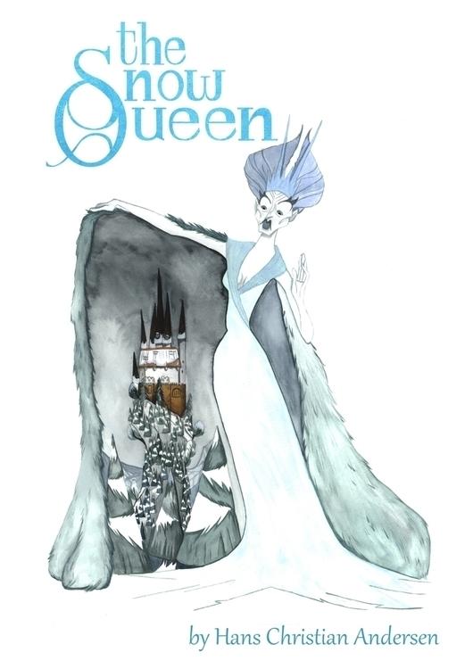 Snow Queen - fairytale, thesnowqueen - finbarcoyle   ello