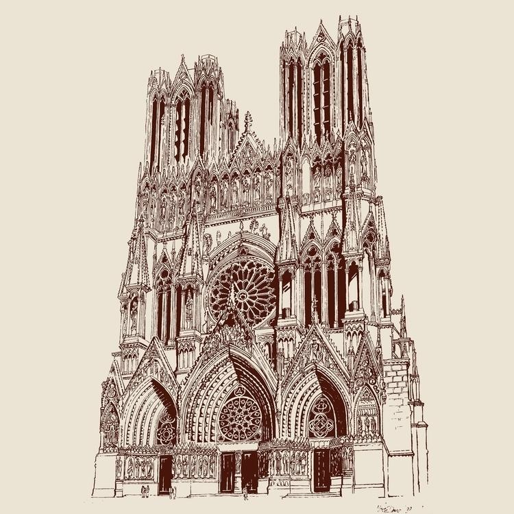 Notre Dame Cathedral France, Pa - grabbo | ello
