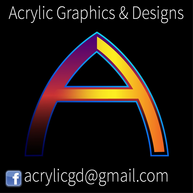Acrylic Graphics Designs Busine - bgouge | ello