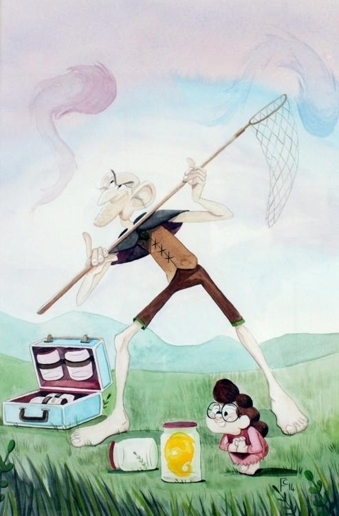 Catching Dreams BFG Roald Dahl - finbarcoyle | ello