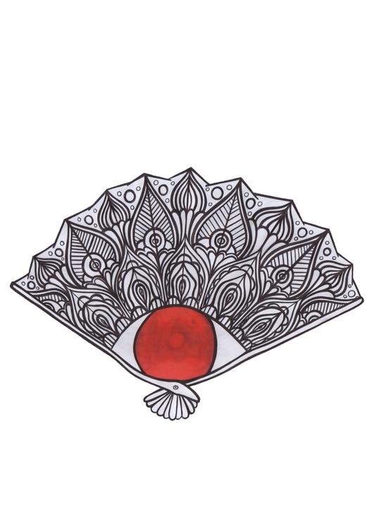 Red Eyes Logo: Fan concept - ac - h3ml0ck | ello