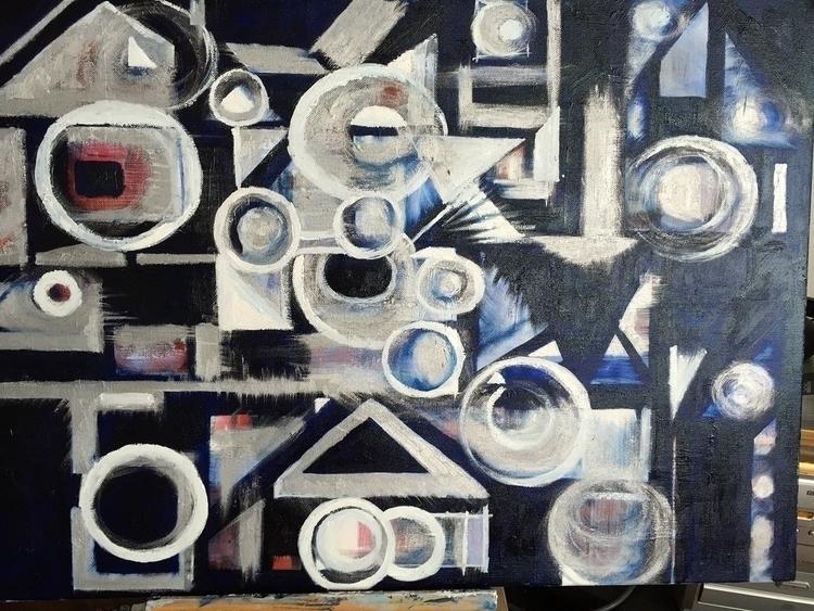 painting, oilpainting - gabihires | ello
