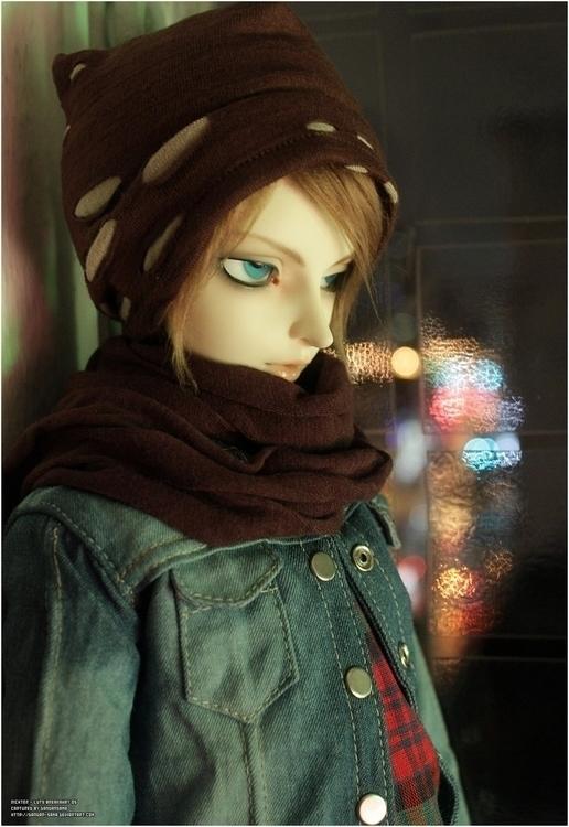 Doll Richter Headmold/body: Lut - dandansama   ello