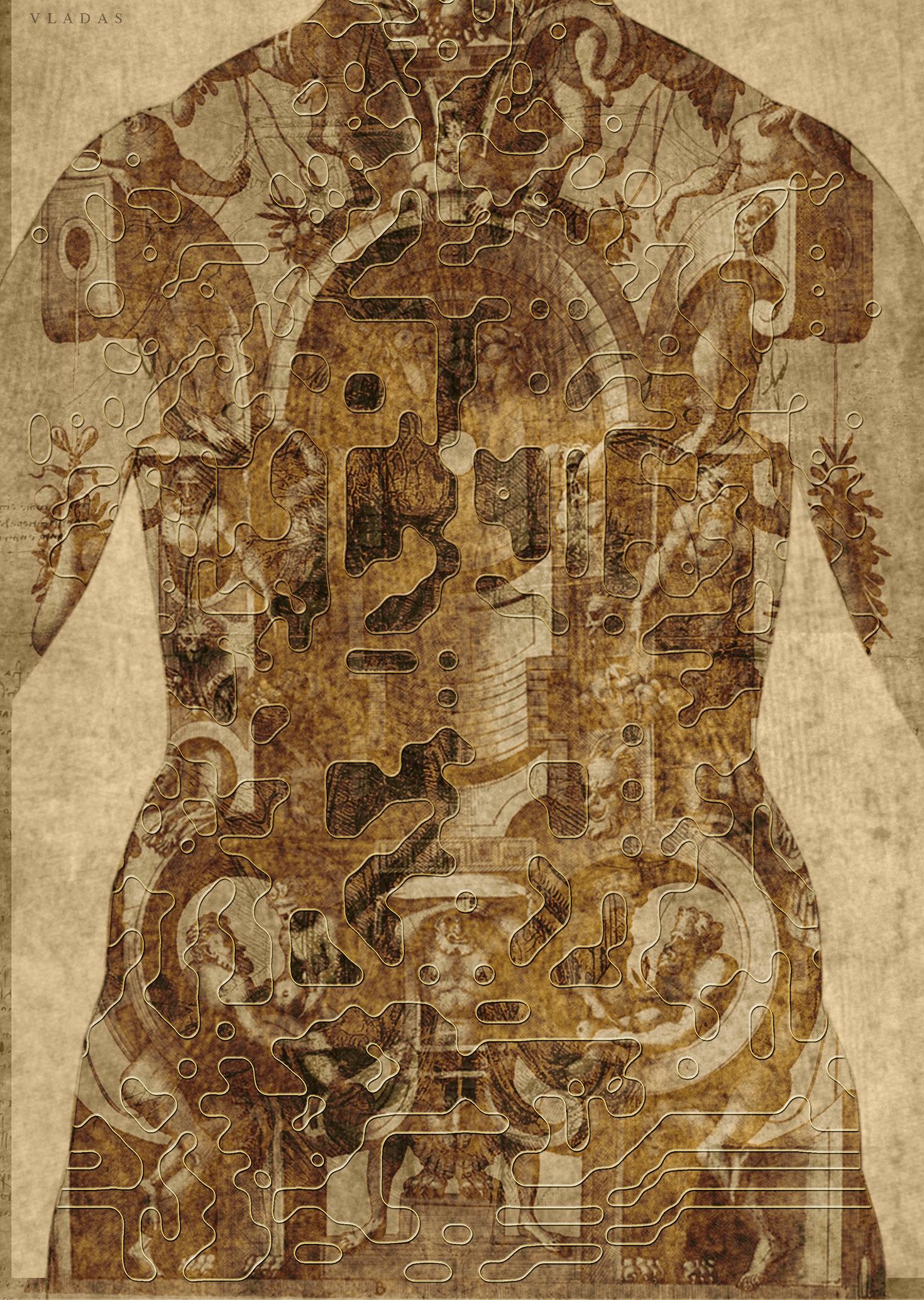 Baroque man - drawing, conceptart - vladasorze | ello