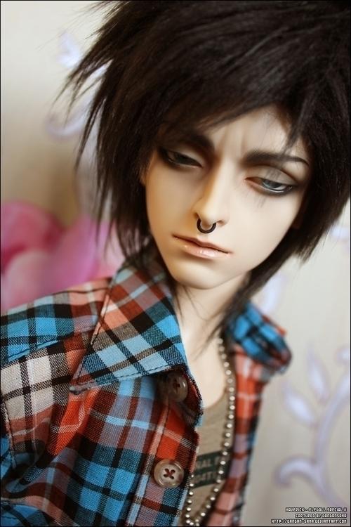 Doll: Maverick Head mold: Elfdo - dandansama | ello