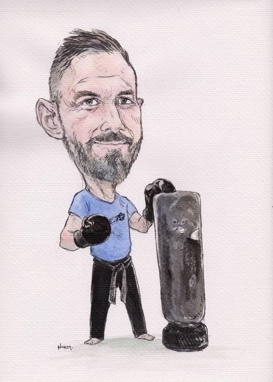 Dan - martialarts, kickboxing, instructor - waivisuals | ello
