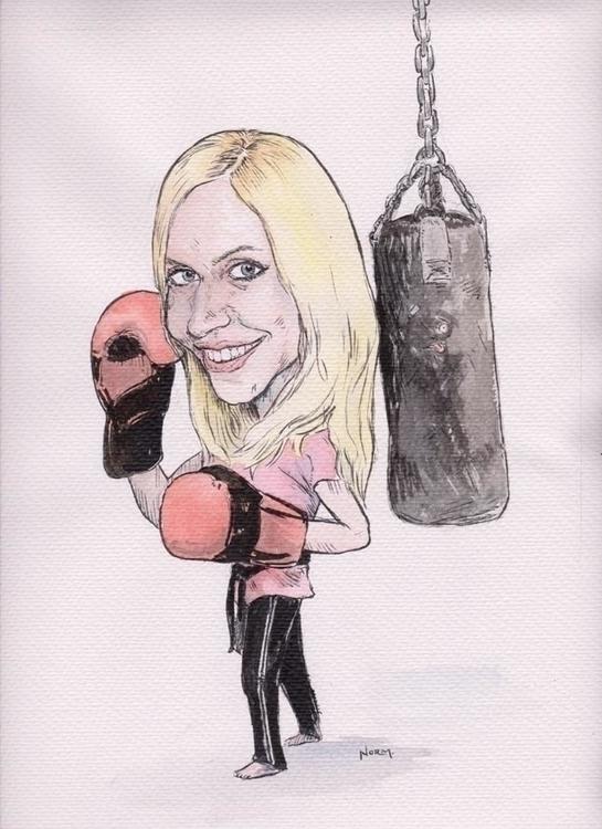 Helen - martialarts, kickboxing - waivisuals | ello
