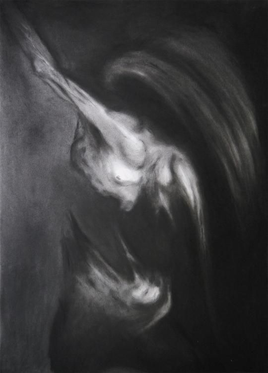 drawing, darkart, illustration - yaizacamps | ello
