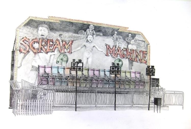 Scream Machine 2014 Colour Penc - erik-1122 | ello