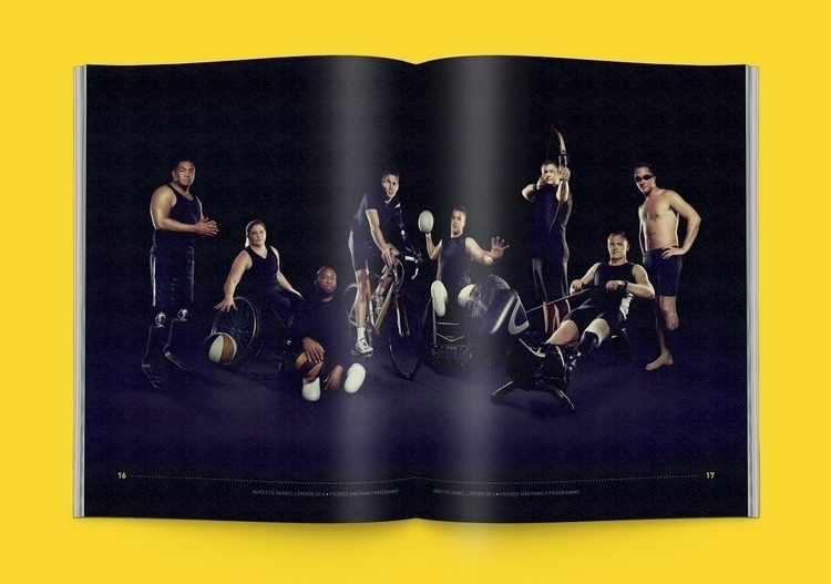 sports, event, booklet, layout - juicelondon | ello