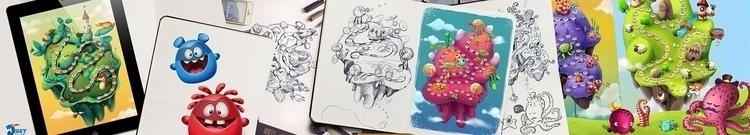 concept art - hartoum | ello