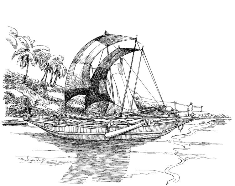 Fishing Boat- Sri Lanka - fishingboats - sjayaraj999   ello