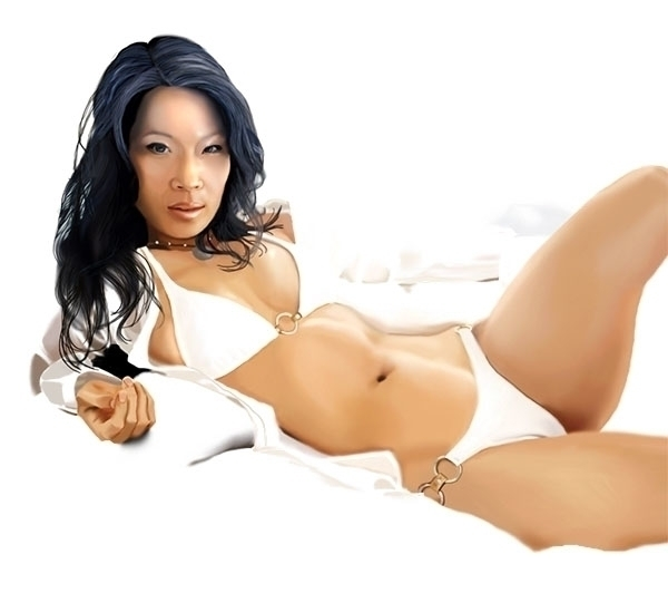 Lucy Liu - LucyLiu - irkturk | ello