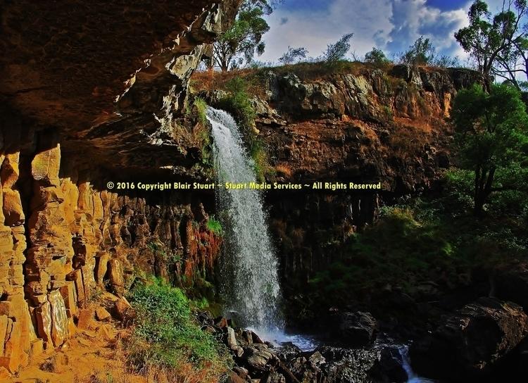 Falls - waterfalls, waterfall, newsouthwales - stuartmedia | ello